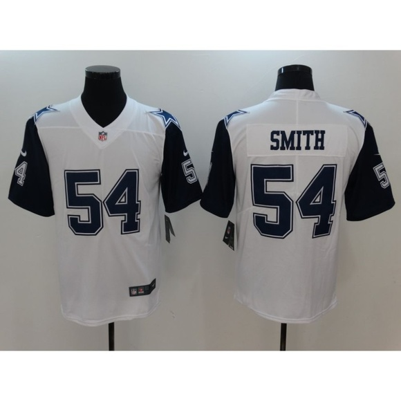 buy online 7afd1 24af4 Dallas Cowboys Jaylon Smith Jersey